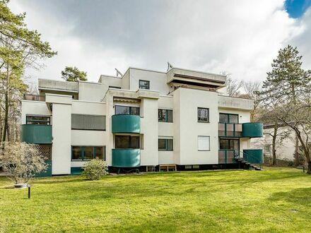 Bezugsfreie Wohnung am Messelpark mit Ausbaureserve