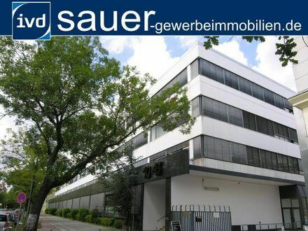 *Büro nahe Kurfürstendamm* Ausbau nach Mieterwunsch