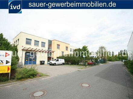 414 m² eigenständiges Service-, Lager-/Produktionsgebäude