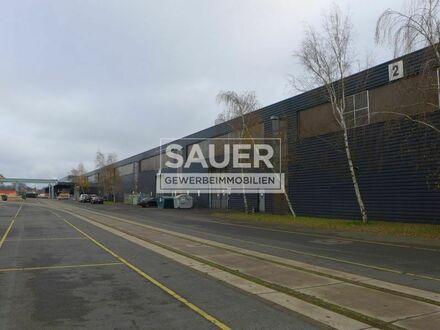 11.000 m² Produktions-/Lagerhalle -teilbar-, zusätzliche Büros bis 1.000 m² verfügbar *1681*