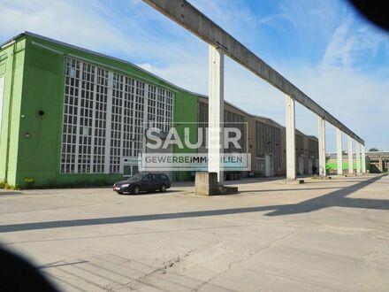 1.660 - 7.600 m² Lager-/Produktionshallen in Köpenick *2540*