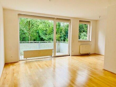 Gepflegte 2-Zimmer-Wohnung mit Tiefgarage in Sbg./Liefering