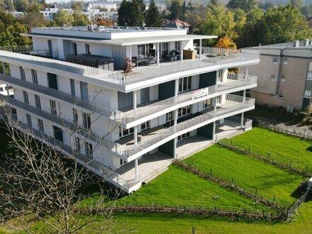 Gartenwohnung - Ebelsberg - TOP 2 Miete mit 39 m² Terrasse und super Garten!!