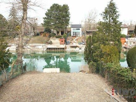 PROVISIONSFREI ***Ihr Traumhaus am Wasser --- Garten mit direktem Wasserzugang und Steg --- Eigengrund --- Balkon --- K…