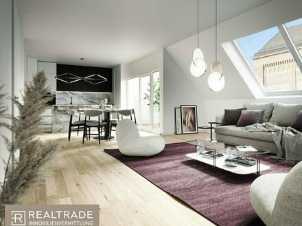 DAS BERNARD - Luxuriöse Dachgeschoßwohnung mit traumhafter Terrasse
