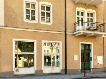 Erstbezug nach Sanierung: zentrales Geschäftslokal Imbergstrasse