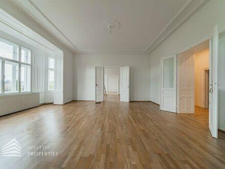 Erstbezug! Unbefristetes 5-Zimmer Büro mit Balkon, Nähe Liechtensteinpark
