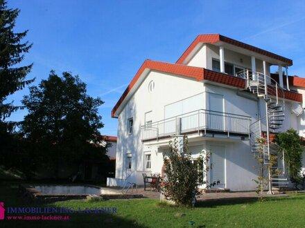 Wohnhaus mit Garten in St. Pantaleon – Arbeiten und Wohnen lassen sich hier perfekt verbinden