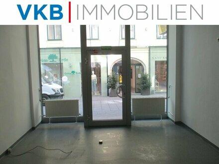 Geschäftslokal in der Linzer Innenstadt