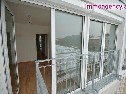 Schöne 3 Zimmer Wohnung mit Balkon Neubau 2018