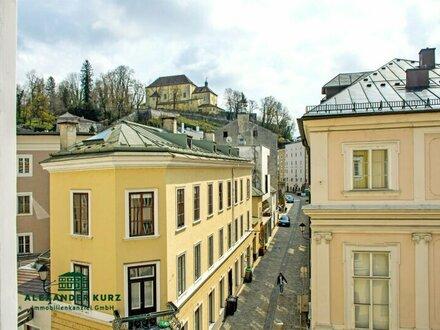 2-Zimmer-Wohnung in einem Altstadthaus