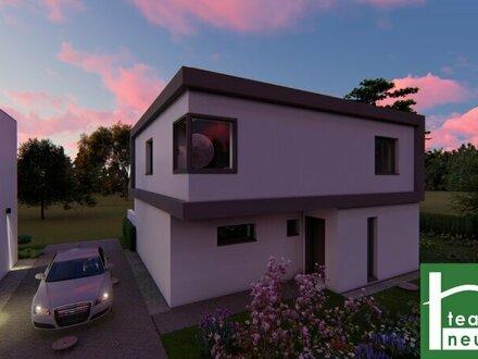 PROJEKT EIGENHEIM - Exklusives Einfamilienhaus in traumhafter Lage - Inklusive 2 Parkplätze