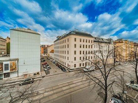 Straßenseitige, schöne 2-Zimmer Wohnung Nähe Augarten!