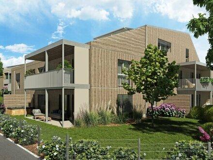 4 Zimmer Gartenwohnung im exklusiven und ökologisch nachhaltigen Wohnhausprojekt, Gießhübl