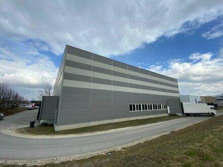 Lager und Produktionshalle optional mit Bürofläche im Industriegebiet Wolkersdorf