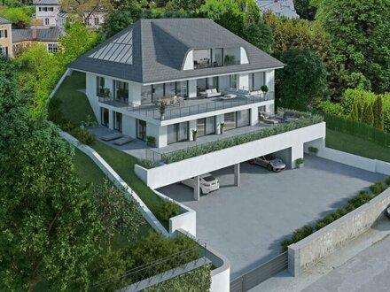 Exklusive 4-Zimmer-Neubauwohnung mit Garten am Arenberg!