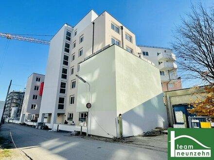 FLAIR CITY LIVING! Moderne Neubau-Erstbezugswohnungen in ruhiger Lage - PROVISIONSFREI!
