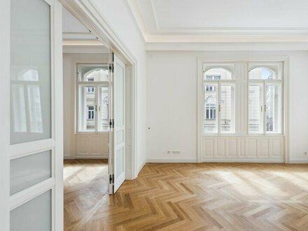 Beletage-Wohnung an der K.K. Postsparkasse von Otto Wagner