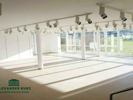 Showroom/Atelier/Bürofläche mit Aussicht