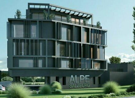 Büroflächen im modernen Neubau Alpe Center