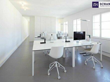 TOP-Büroflächen! Von 13m² BIS 30 m²! PROVISIONSFREI! GASTRO & TIEFGARAGE IM HAUS! FREQUENZLAGE!