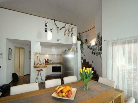 Leopoldskron/Moos: Ruhig gelegenes Penthouse mit Galerie!