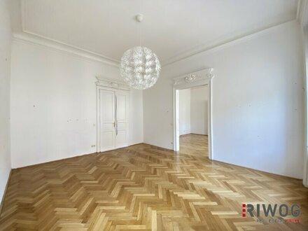*NEU* 4-Zimmer Altbauwohnung mit Balkon - Nähe zum Wiener Stadtpark