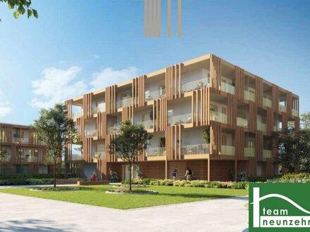 AUFGEPASST! Neubau Eigentumswohnung – Provisionsfrei für den Käufer! – Gartenwohnungen verfügbar