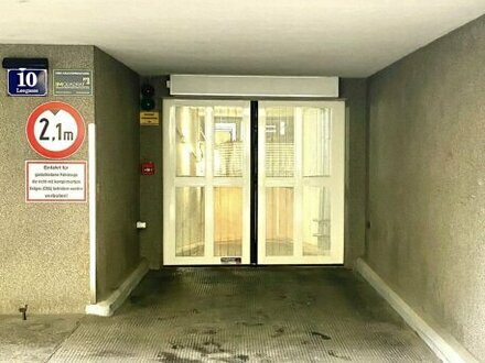 Garagenstellplatz- Leegasse 10