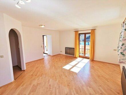2 Zimmer Wohnung mit Balkon in Goldegg-Weng