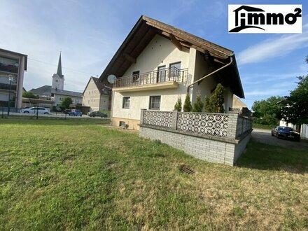 VERKAUFT!!!!!Einfamilienhaus in Moosburg mit Baugrund zu verkaufen!