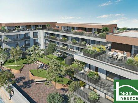Bel AIR Premium Garden Suites! 5 Zimmer + 3 Balkone! TOP AUSSTATTUNG! IHR NEUES ZUHAUSE!