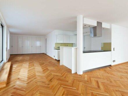 3-Zimmer-Terrassen-Wohnung