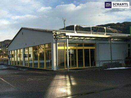 TOLLES INVESTMENT! Neuer HOTSPOT in Kindberg! Top Investment mit ausreichend PKW Stellplätzen! PROVISIONSFREI!