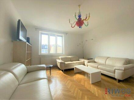 Am Augarten - großzügige Zwei-Zimmer-Wohnung im 5. Liftstock - Nähe Taborstraße und Praterstern