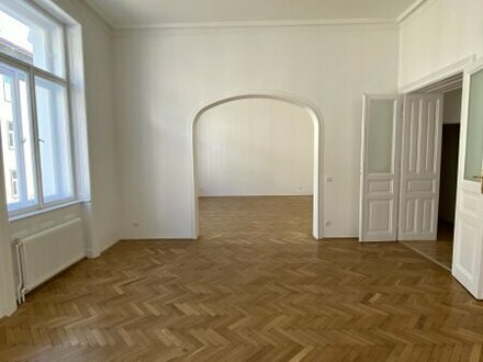 Hübsche 4-Zimmer Wohnung im Altbaustil im 9. Bezirk zu vermieten
