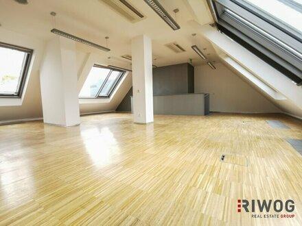 170m² DG-Büro zwischen Naschmarkt und Mariahilferstraße!