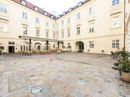 Schöne Bürofläche nahe Herrengasse in der Wiener Innenstadt zu vermieten