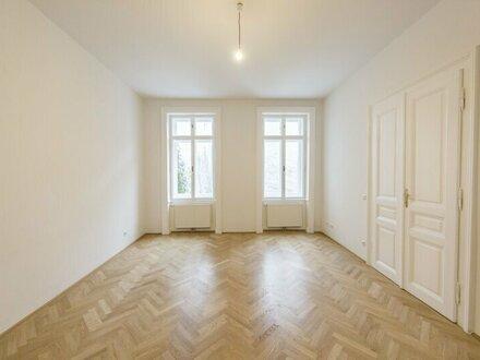 Elegante 4-Zimmer Wohnung mit hübschem Balkon direkt auf der Mariahilfer Straße im 6. Bezirk zu vermieten!