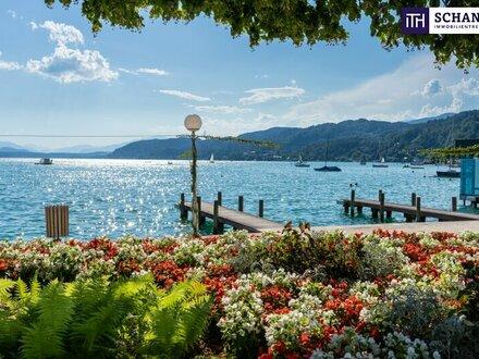Traumhafte NEUBAUWOHNUNGEN am beliebtesten See Österreichs - Wohnen wo andere URLAUB machen! PROVISIONSFREI! Leben am W…