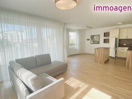 Erstklassige Wohnung 3 Zi. + Balkon in Trondheimgasse, 1ter Stock, Barrierefrei, Lichtdurchflutete Räumlichkeiten. U2 D…
