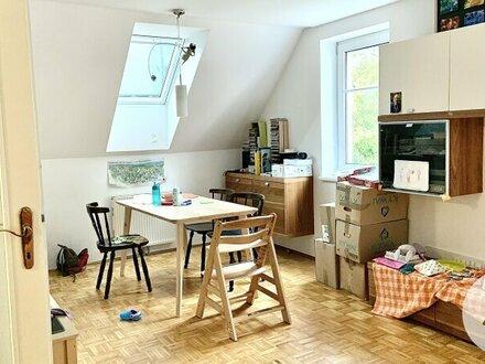 Idyllische 3-Zimmer Wohnung in Linzer Top Lage