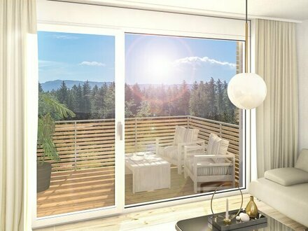 Sonnenlicht pur im Dachgeschoss