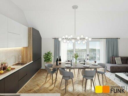 """Wohntraum hoch 3 im Projekt """"Mark³"""": Zentrumslage, Traumblick, feine Ausstattung"""