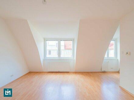 Ab 01.10.2021: Helle, moderne 1 Zimmer Wohnung – nahe Belvedere