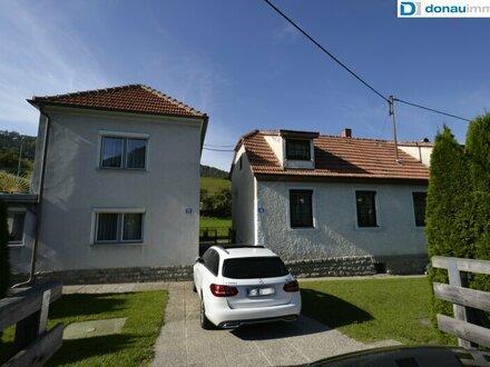 2 zum Preis von 1 - Zwei voll möblierte Häuser in Mühldorf bei Spitz in der Wachau