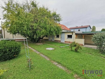 Herrliche Grünlage! Topsaniertes Einfamilienhaus mit großem Garten!