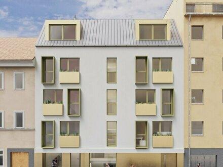 ++NEU++ Perfekt für Anleger oder Eigennutzer: 2-Zimmer NEUBAU-ERSTBEZUG mit Balkon in aufstrebender Lage!