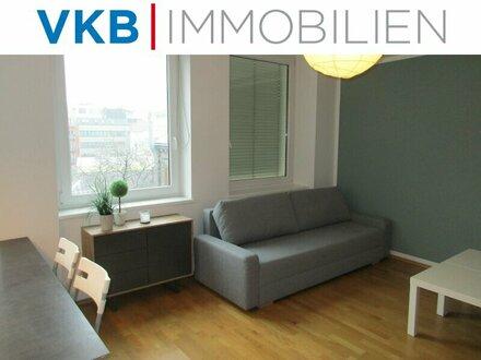 Wohnung an der Landstraße Zentrum (möbliert)