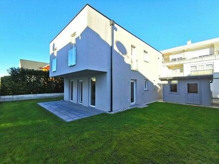 Einfamilienhaus mit Garten - Neubau!